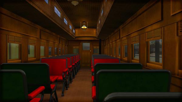 скриншот Train Simulator: CPRR 4-4-0 No. 60 'Jupiter' Steam Loco Add-On 2