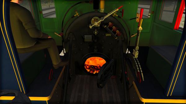 скриншот Train Simulator: CPRR 4-4-0 No. 60 'Jupiter' Steam Loco Add-On 3