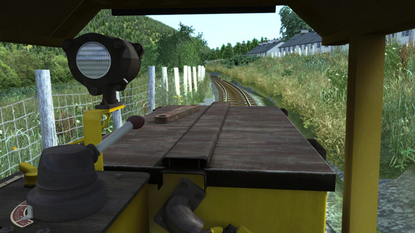 скриншот Train Simulator: Corris Railway Expansion Pack Loco Add-On 4