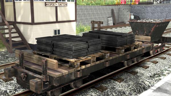 скриншот Train Simulator: Corris Railway Expansion Pack Loco Add-On 1