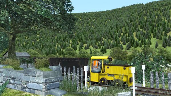 скриншот Train Simulator: Corris Railway Expansion Pack Loco Add-On 5