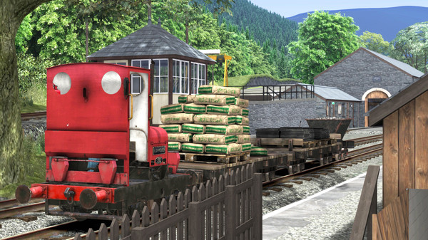 скриншот Train Simulator: Corris Railway Expansion Pack Loco Add-On 2
