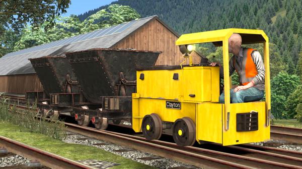 скриншот Train Simulator: Corris Railway Expansion Pack Loco Add-On 3