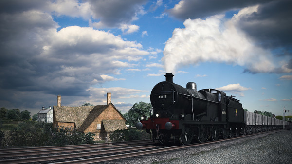 скриншот Train Simulator: Netherfield: Nottingham Network Route Add-On 0