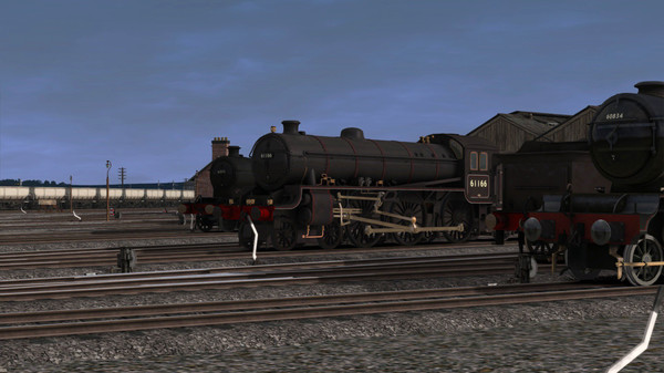 скриншот Train Simulator: Netherfield: Nottingham Network Route Add-On 3