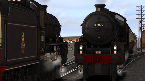 скриншот Train Simulator: Netherfield: Nottingham Network Route Add-On 5