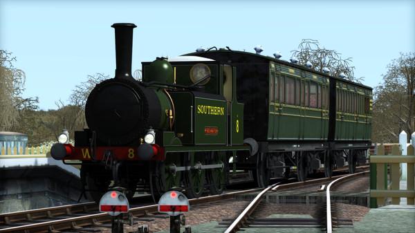 скриншот Train Simulator: Stroudley A1/A1X Class 'Terrier' Steam Loco Add-On 2