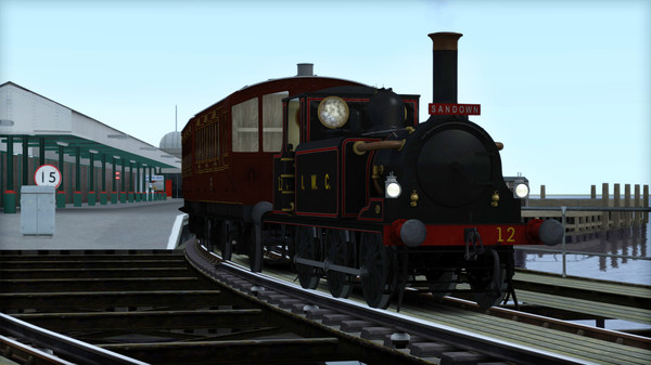 скриншот Train Simulator: Stroudley A1/A1X Class 'Terrier' Steam Loco Add-On 0