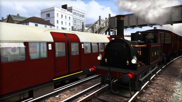 скриншот Train Simulator: Stroudley A1/A1X Class 'Terrier' Steam Loco Add-On 1