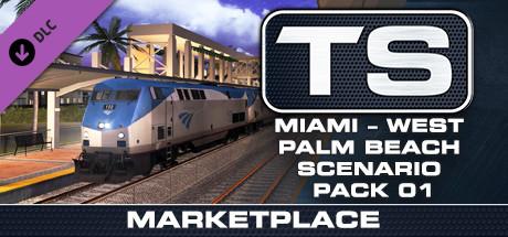 TS Marketplace: Miami – West Palm Beach Scenario Pack 01 Add-On