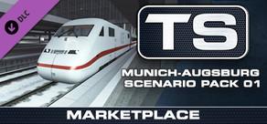 TS Marketplace: Munich-Augsburg Scenario Pack 01
