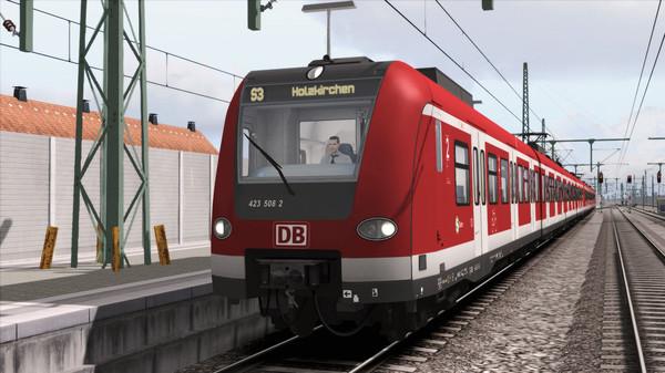скриншот TS Marketplace: Munich-Augsburg Scenario Pack 01 0