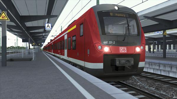 скриншот TS Marketplace: Munich-Augsburg Scenario Pack 01 4