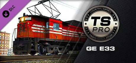 Train Simulator: New Haven E-33 Loco Add-On