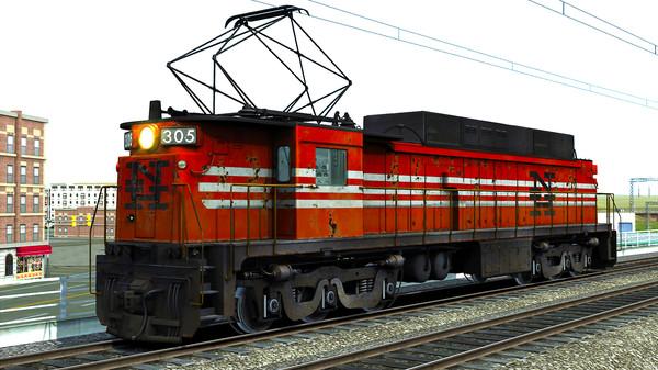 скриншот Train Simulator: New Haven E-33 Loco Add-On 3