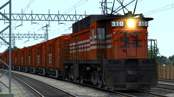 скриншот Train Simulator: New Haven E-33 Loco Add-On 0