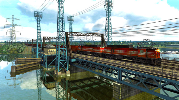 скриншот Train Simulator: New Haven E-33 Loco Add-On 5