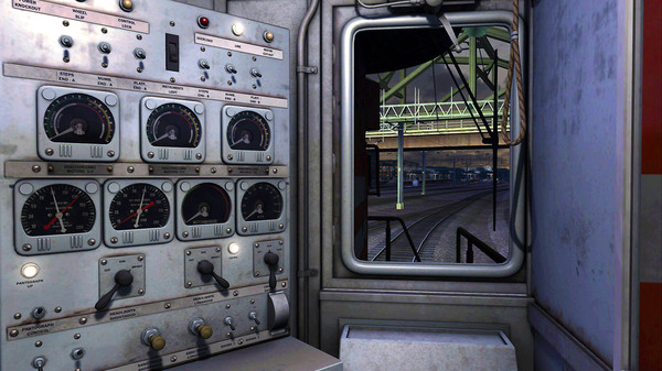 скриншот Train Simulator: New Haven E-33 Loco Add-On 4
