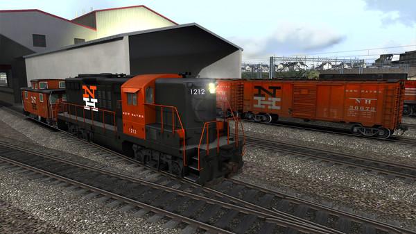 скриншот Train Simulator: New Haven E-33 Loco Add-On 2