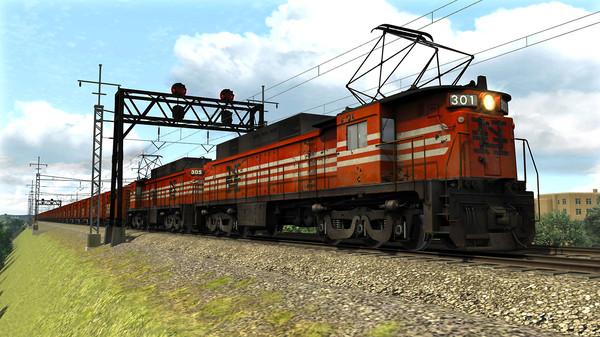 скриншот Train Simulator: New Haven E-33 Loco Add-On 1