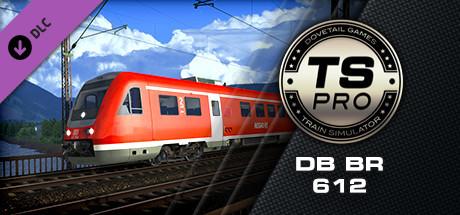 Train Simulator: DB BR 612 Loco Add-On