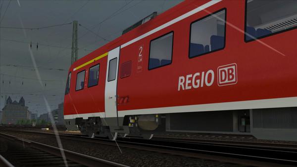 скриншот Train Simulator: DB BR 612 Loco Add-On 4