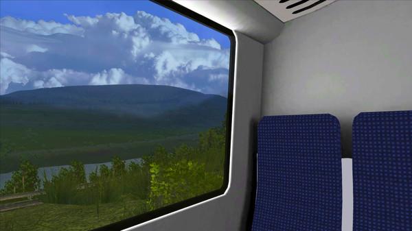 скриншот Train Simulator: DB BR 612 Loco Add-On 1