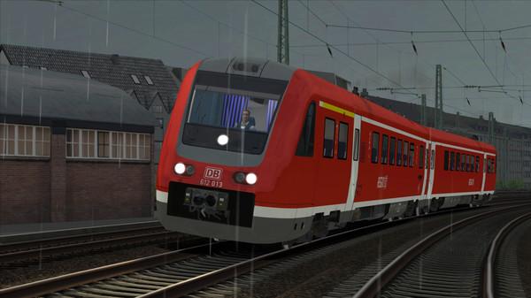 скриншот Train Simulator: DB BR 612 Loco Add-On 5