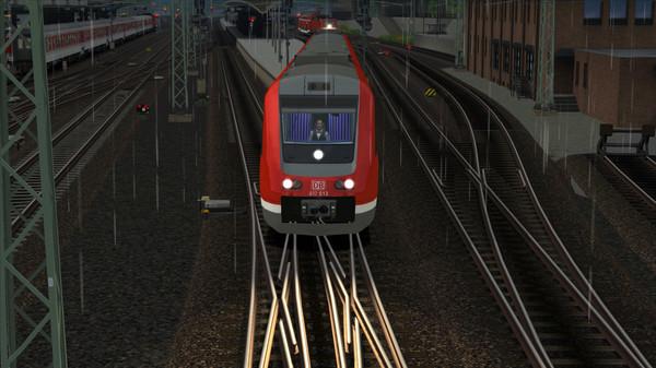 скриншот Train Simulator: DB BR 612 Loco Add-On 3