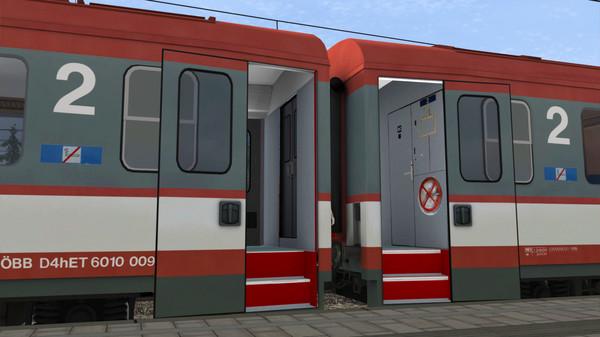 скриншот Train Simulator: ÖBB 4010 EMU Add-On 1