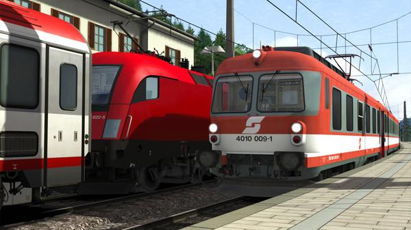 скриншот Train Simulator: ÖBB 4010 EMU Add-On 3