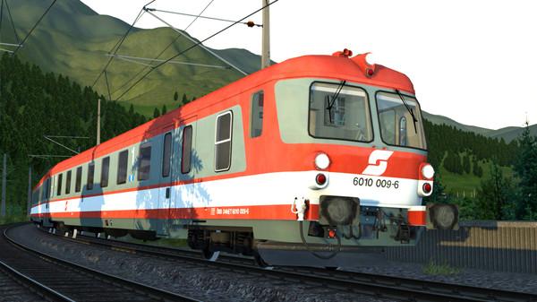 скриншот Train Simulator: ÖBB 4010 EMU Add-On 0