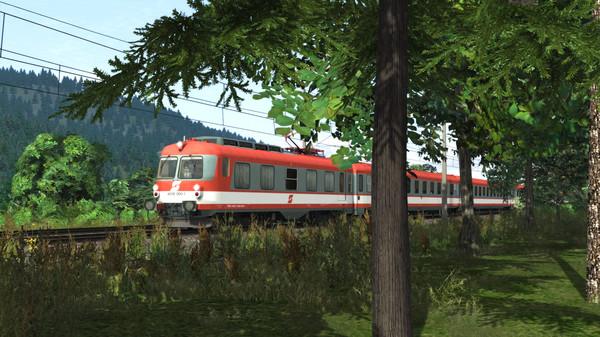 скриншот Train Simulator: ÖBB 4010 EMU Add-On 5