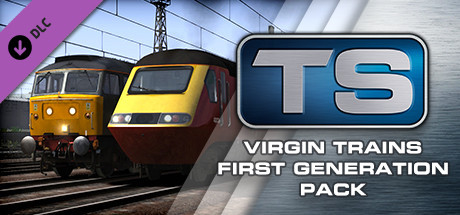 Train Simulator: Virgin Trains First Generation Loco Add-On