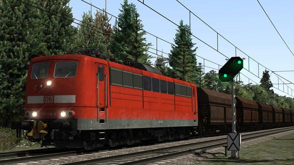 скриншот Train Simulator: DB BR 151 Loco Add-On 0