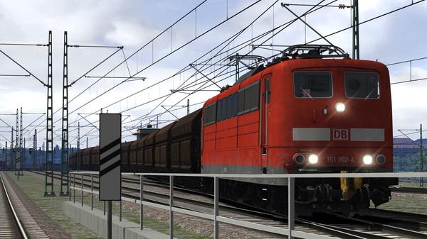скриншот Train Simulator: DB BR 151 Loco Add-On 4