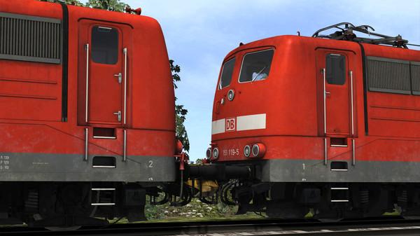 скриншот Train Simulator: DB BR 151 Loco Add-On 2