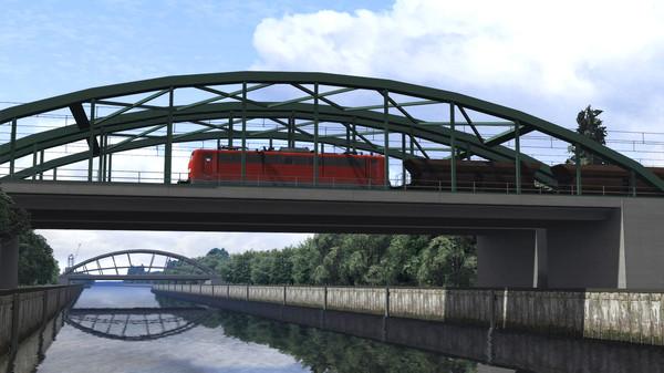 скриншот Train Simulator: DB BR 151 Loco Add-On 3