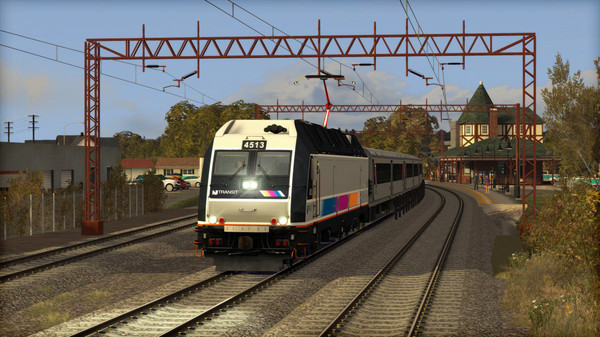 скриншот TS Marketplace: North Jersey Coast & Morristown Lines Scenario Pack 01 Add-On 5