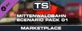 TS Marketplace: Mittenwaldbahn Scenario Pack 01 Add-On