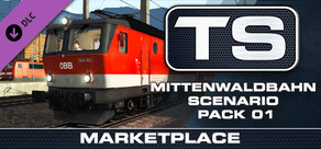 TS Marketplace: Mittenwaldbahn Scenario Pack 01 Add-On