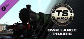 Train Simulator: GWR Large Prairies Steam Loco Add-On