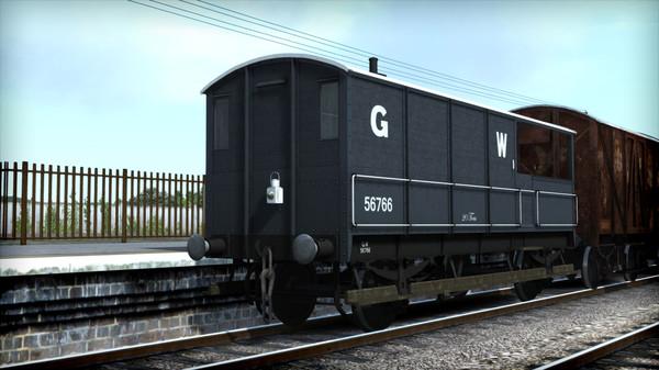 скриншот Train Simulator: GWR Large Prairies Steam Loco Add-On 3