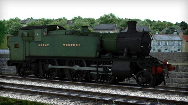 скриншот Train Simulator: GWR Large Prairies Steam Loco Add-On 0