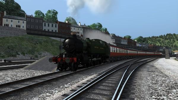 скриншот Train Simulator: GWR Large Prairies Steam Loco Add-On 1