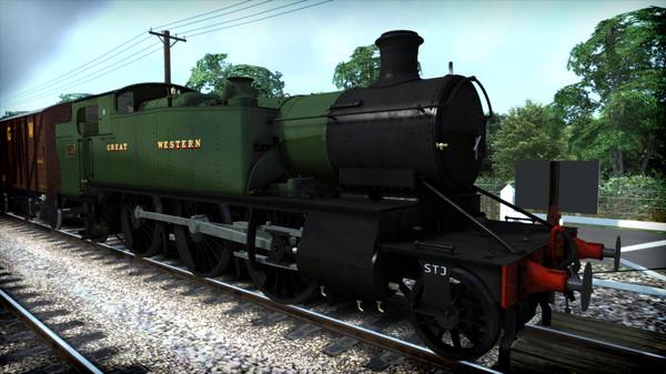 скриншот Train Simulator: GWR Large Prairies Steam Loco Add-On 5