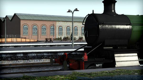 скриншот Train Simulator: GWR Large Prairies Steam Loco Add-On 4