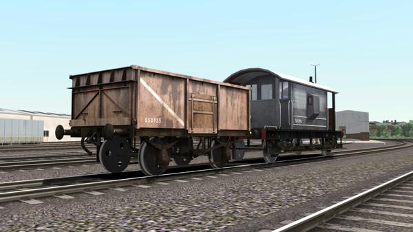 скриншот Train Simulator: LMS Stanier Class 5 'Black Five' Steam Loco Add-On 4