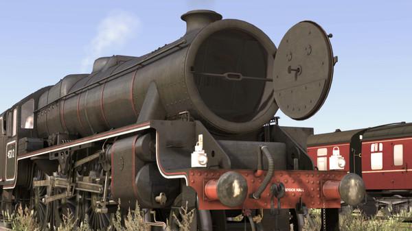 скриншот Train Simulator: LMS Stanier Class 5 'Black Five' Steam Loco Add-On 5