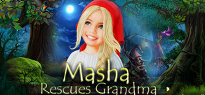 Masha Rescues Grandma cover art